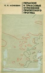 Пермские и триасовые отложения Припятского прогиба