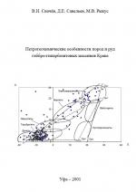 Петрогеохимические особенности пород и руд габбро-гипербазитовых массивов Крака