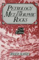 Petrology of the metamorphic rocks / Петрология метаморфических пород