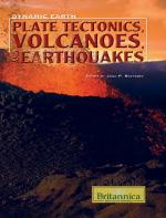 Plate-tectonics, volcanoes and earthquakes / Тектоника плит, вулканы и землетрясения