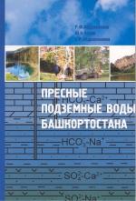 Пресные подземные воды Башкортостана