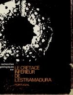 Recherches geologiques sur le cretace inferieur de LEstramadura (Portugal)