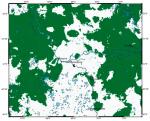 Региональный прогноз областей притока нефти из баженовско-абалакского комплекса на территории ХМАО-Югры методом машинного обучения