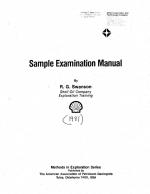Sample examination manual / Руководство по описанию образцов керна