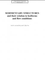 Sedimentary structures and their relation to bedforms and flow conditions / Осадочные структуры и их связь с подстилающими комплексами и условиями потока