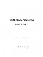 Seismic data processing / Обработка сейсмических данных. Том 1