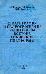 Стратиграфия и палеогеография ранней юры востока Сибирской платформы