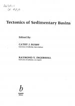 Tectonics of sedimentary basins / Тектоника осадочных бассейнов