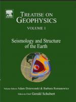 Treatise on geophisics. Seismology and Structure of the Earth Volume 1/ Трактат о геофизике. Сейсмология и строение Земли.   Том 1.
