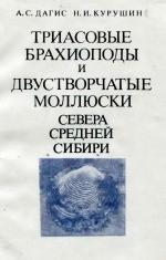 Труды института геологии и геофизики. Выпуск 633. Триасовые брахиоподы и двустворчатые моллюски севера средней Сибири