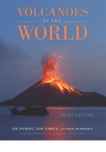 Volcanoes of the world / Вулканы мира
