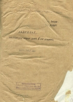 Зангезурское медное месторождение в Армянской ССР