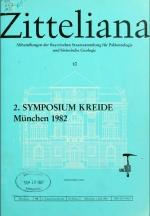 Zitteliana. 2. Symposium kreide