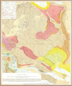 Атлас литолого-палеографических карт Русской платформы и её геосинклинального обрамления