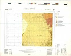 G-35-A (Sakhret El-'Amud). Geological map of Egypt