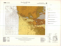 H-35-C (Siwa). Geological map of Egypt