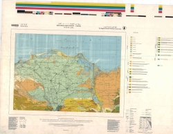 H-36-A (Cairo). Geological map of Egypt