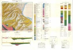 K-34-010 (Видин). Геоложка карта на България