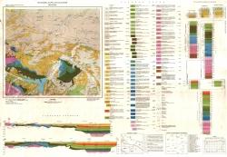 K-34-023 (Монтана). Геоложка карта на НА България