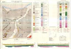 K-34-025 (Гиген и Кнежа). Геоложка карта на България