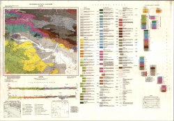 K-34-047 (София). Геоложка карта на България