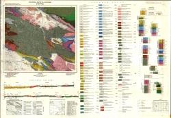 K-34-048 (Ботевград). Геоложка карта на България