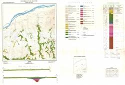 K-35-005 (Гряка и Ветово). Геоложка карта на България
