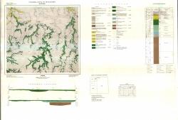K-35-006 (Исперих). Геоложка карта на България