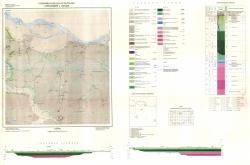 K-35-015 (Александрия и Свищов). Геоложка карта на България