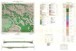 K-35-017 (Попово). Геоложка карта на България