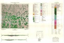 K-35-018 (Разград). Геоложка карта на България