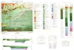 K-35-026 (Ловеч). Геоложка карта на България