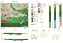 K-35-028 (Велико Търново). Геоложка карта на България