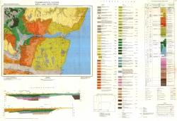 K-35-032 (Варна и курорт Златни Пясъци). Геоложка карта на България