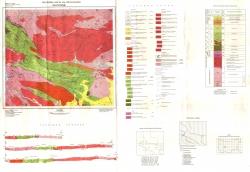 K-35-049 (Панагюрище). Геоложка карта на България