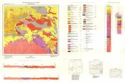 K-35-065 (Тополовград). Геоложка карта на България