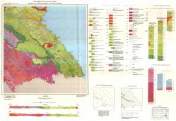 K-35-068 (Царево, нос Силистар, Малко Търново, Резово). Геоложка карта на България