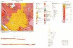 K-35-073 (Ракитово). Геоложка карта на България
