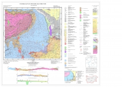 K-35-074-Б (Лъки). Геоложка карта на република България