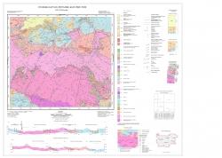 K-35-074-В (Чепеларе). Геоложка карта на република България