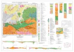 K-35-075-А (Искра). Геоложка карта на република България