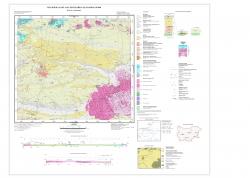 K-35-076-А (Хасково). Геоложка карта на република България