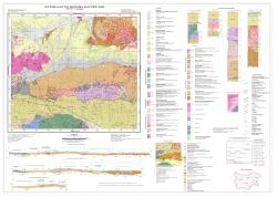 K-35-076-Г (Славяново). Геоложка карта на република България