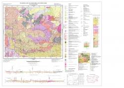 K-35-076-В (Книжовник). Геоложка карта на република България