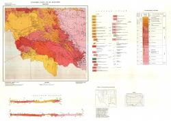 K-35-086 (Смолян). Геоложка карта на България