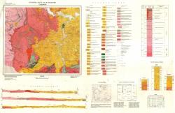 K-35-087 (Кърджали). Геоложка карта на България
