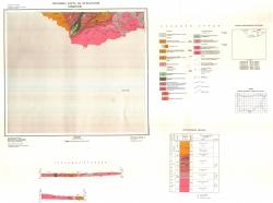 K-35-099 (Комотини). Геоложка карта на България