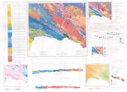 K-37-V. Государственная геологическая карта Российской Федерации. Новая серия