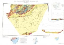 K-(52),53 (Владивосток). Государственная геологическая карта Российской Федерации. Третье поколение. Дальневосточная серия. Карта дочетвертичных образований