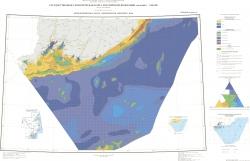 K-(52),53 (Владивосток). Государственная геологическая карта Российской Федерации. Третье поколение. Дальневосточная серия. Литологическая карта поверхности морского дна